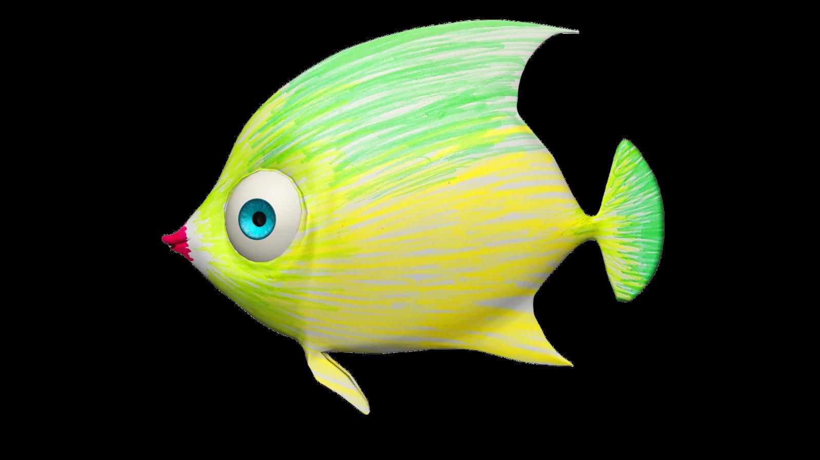 Paint2life Color The Fish Aquarium Vertigo Systems Gmbh